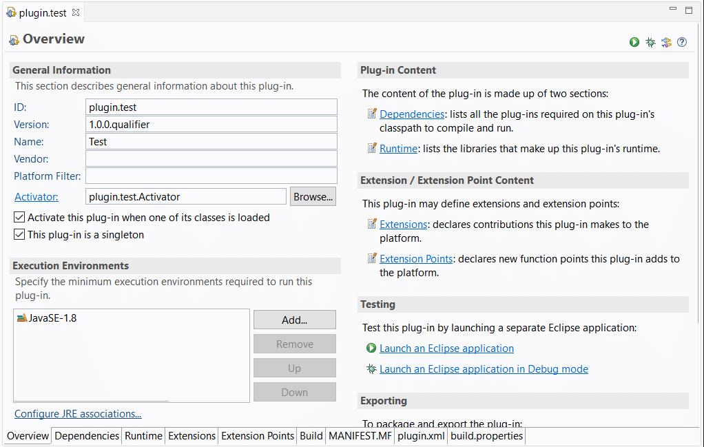 Clean Sheet Update for Eclipse Neon - Code Affine